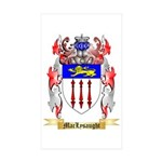 MacLysaught Sticker (Rectangle 50 pk)