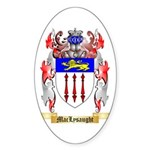 MacLysaught Sticker (Oval)