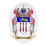 MacLysaught Ornament (Oval)