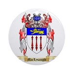 MacLysaught Ornament (Round)