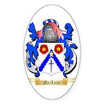 MacLure Sticker (Oval 50 pk)