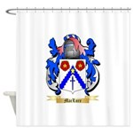 MacLure Shower Curtain