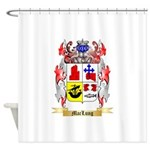 MacLung Shower Curtain