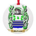 MacLucais Round Ornament