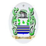 MacLucais Ornament (Oval)