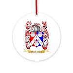 MacLintock Ornament (Round)