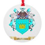 MacLinden Round Ornament