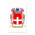 MacLese 20x12 Wall Decal