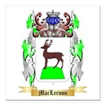 MacLernon Square Car Magnet 3