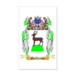 MacLernon 35x21 Wall Decal