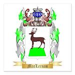 MacLernan Square Car Magnet 3