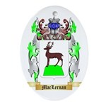 MacLernan Ornament (Oval)