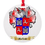 MacLeod Round Ornament