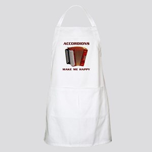 ACCORDIAN BBQ Apron