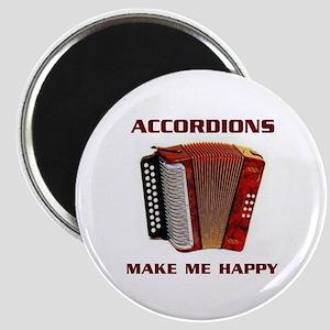 ACCORDIAN Magnet