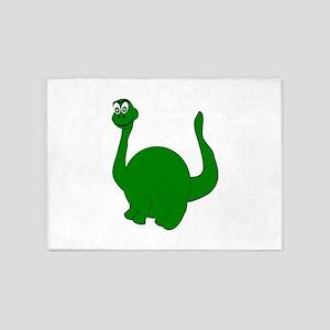Dinosaur 5'x7'Area Rug