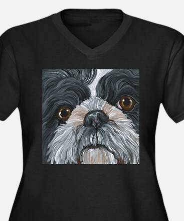 Shih Tzu Plus Size T-Shirt
