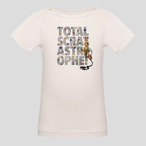 Total-Scratastrophe! Organic Baby T-Shirt