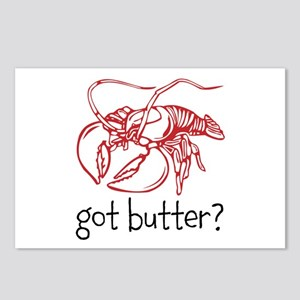 Got Butter Postcards (Package of 8)