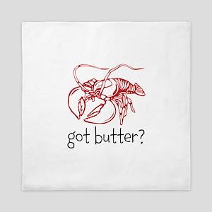Got Butter Queen Duvet