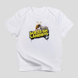 Ice Age Scrat-sh Landing Infant T-Shirt