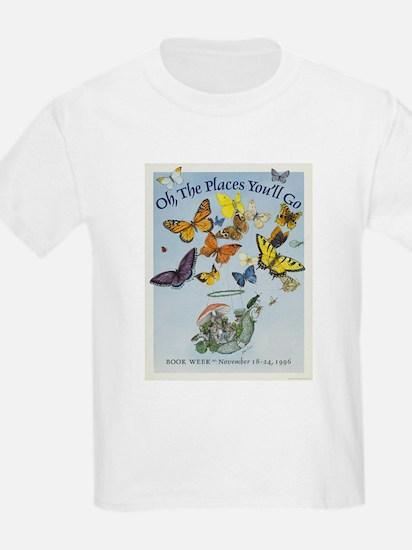 1996 Children's Book Week Kids T-Shirt