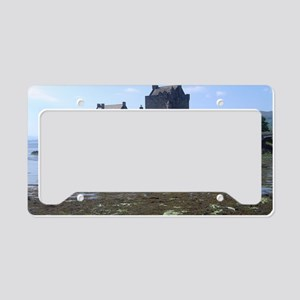 Eilean Donan Castle License Plate Holder