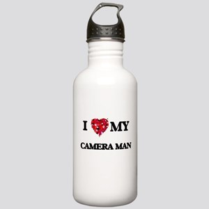 I love my Camera Man h Stainless Water Bottle 1.0L