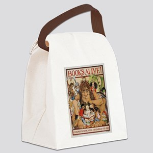 1980 Children's Book Week Canvas Lunch Bag