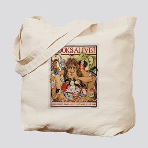 1980 Children's Book Week Tote Bag