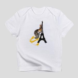 Ice Age Eiffel Tower Scrat Infant T-Shirt