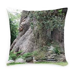 Eucalyptus Tree Everyday Pillow