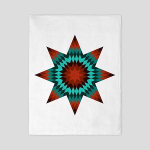 Native Stars Twin Duvet