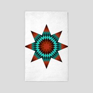 Native Stars Area Rug