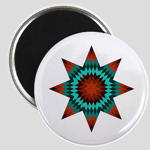 Native Stars Magnet