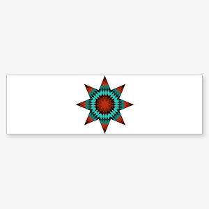 Native Stars Sticker (Bumper)
