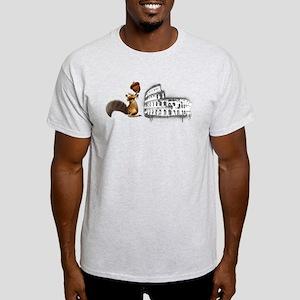 Ice Age Scrat Colosseum Light T-Shirt