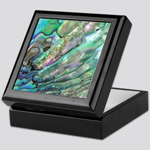 abalone Keepsake Box