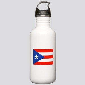 Puerto Rican Boricua F Stainless Water Bottle 1.0L