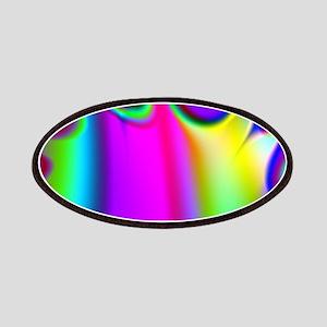 Rainbow Fractal Patch