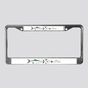 Atlantic Flats Big 3 License Plate Frame
