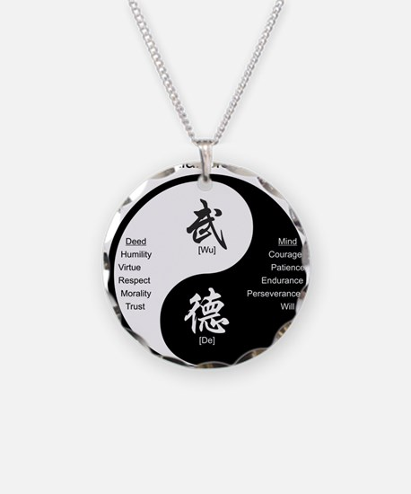 Cute Morality Necklace