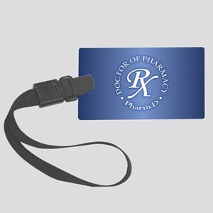 Pharmacist 2a Luggage Tag