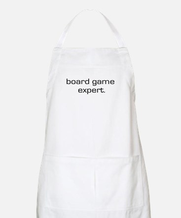 Board Game Expert BBQ Apron