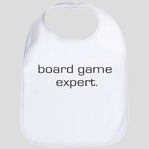 Board Game Expert Bib