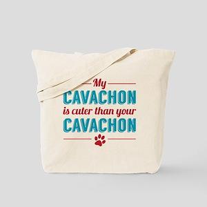 Cuter Cavachon Tote Bag