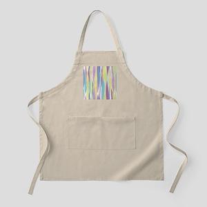Pastel Stripes Apron