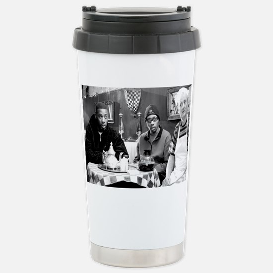 wu tang Stainless Steel Travel Mug