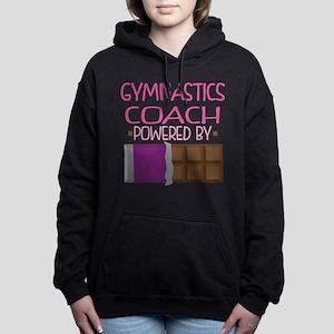 Gymnastics Coach Women's Hooded Sweatshirt