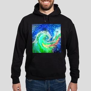 Waves Hoodie (dark)